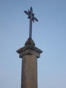 La croix hosannière