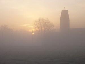 L'église de Crouay