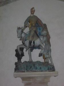 Statue de Saint Martin