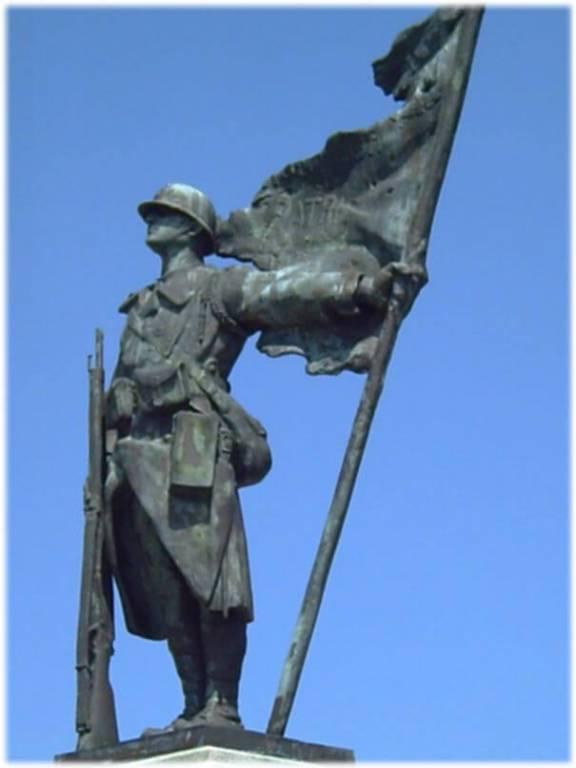 Commémoration du 101èmeanniversaire de l'Armistice
